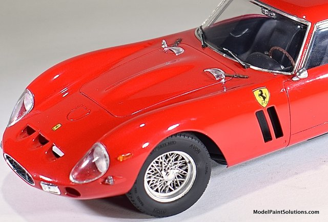 The Fujimi 1/24 Ferrari 250 GTO | Model Paint Solutions