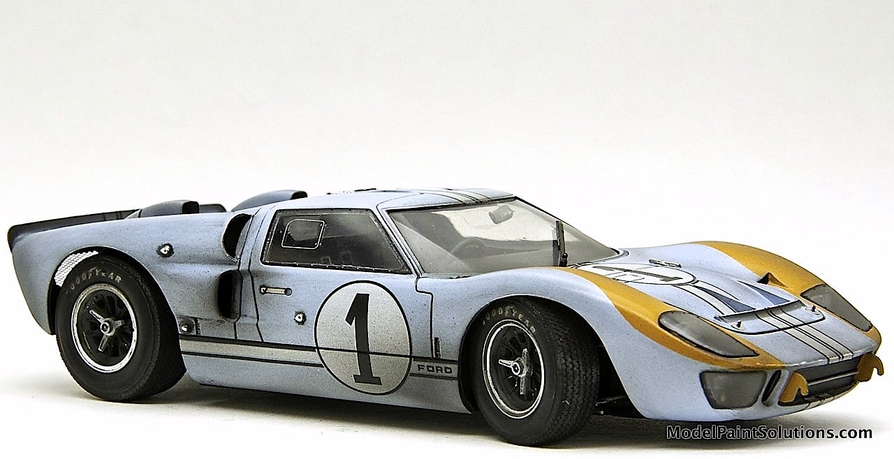 Nice Sticker for Ford GT40