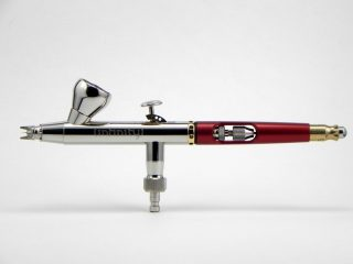 Harder & Steenbeck Infinity Two in One Airbrush