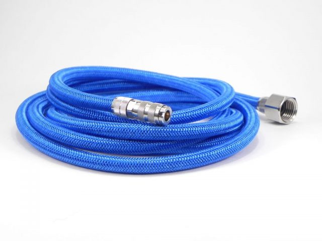 Harder & Steenbeck Braided Hose (6-Feet)