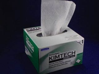 Kimwipes Optical Grade Cleaning Tissue