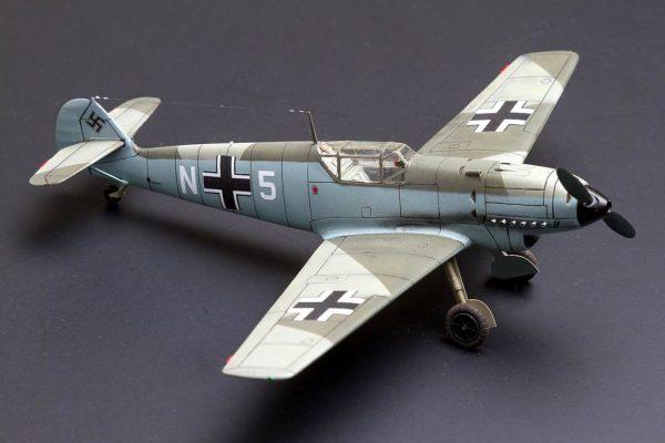 Sword 1/72 Bf-109D