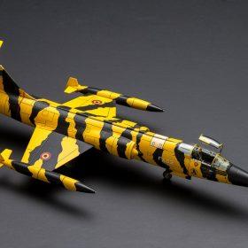 Hasegawa 1/72 F-104G in Belgian Tigermeet