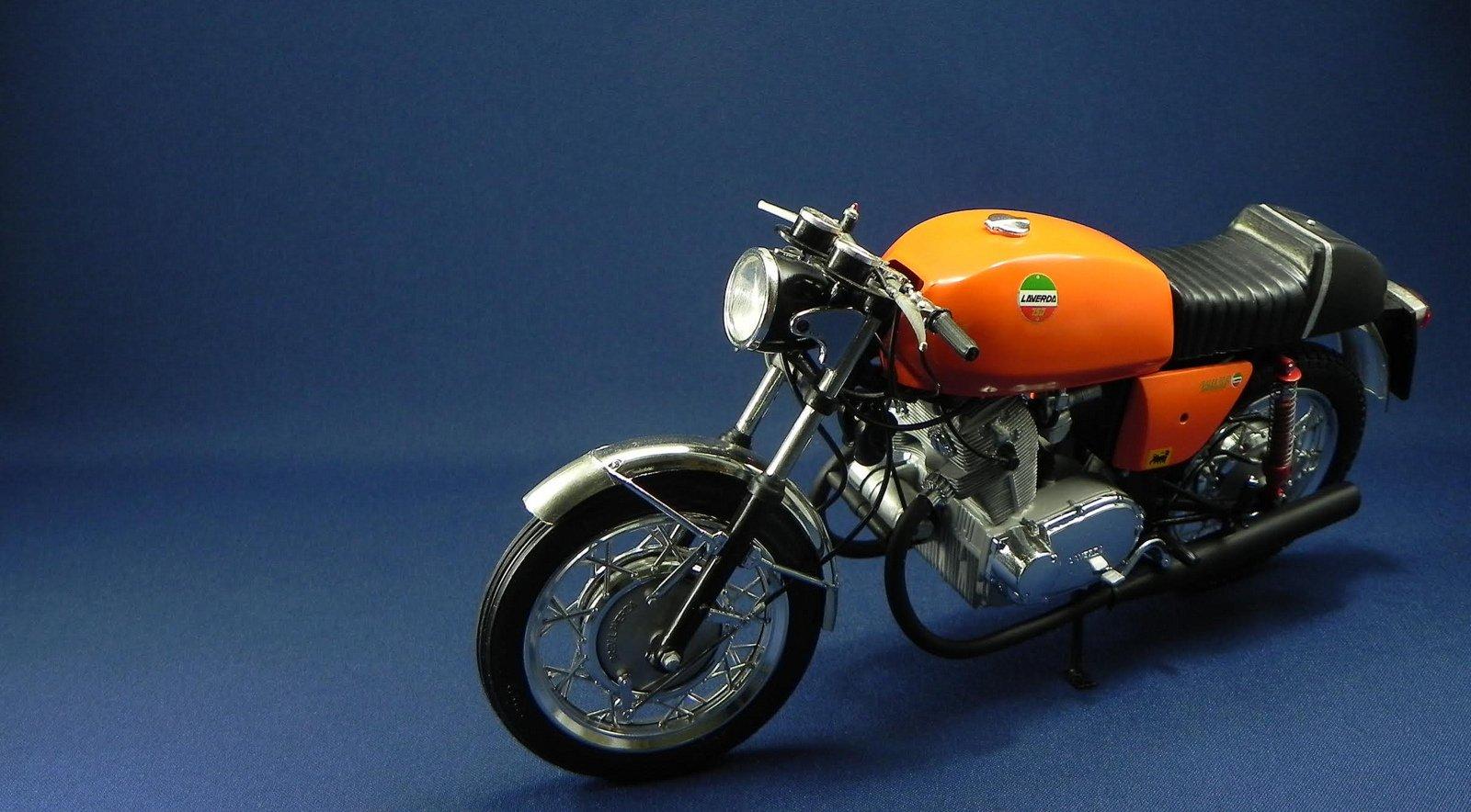 Motorcycle Hobby Scale Modeler