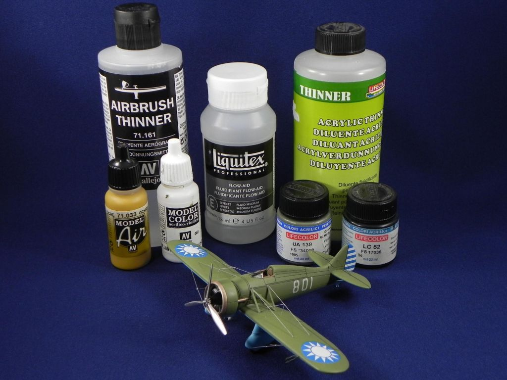 Airbrushing Tips 39 N Tricks V2 Spraying Acrylic Paints Model Paint Solutions
